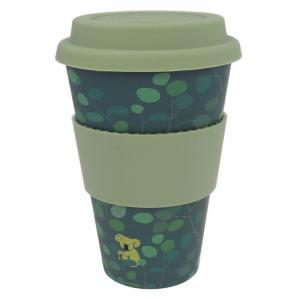 Coffee-to-Go-Becher Bambus, Lovely Koala, 400 ml