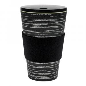 Coffee-to-Go-Becher Bambus, O.L.E, 450 ml