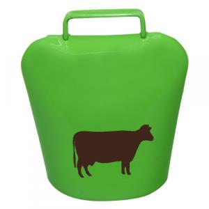 Magnet Kuh gelbgrün