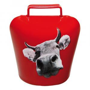 Magnet Allgäu-Kuh rot
