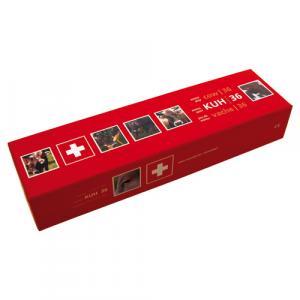 Memospiel Kuh Schweiz, Rot