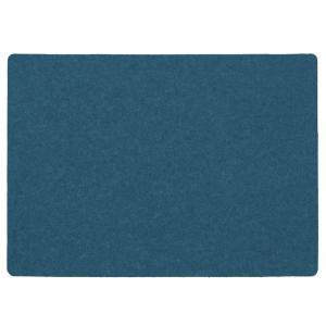 Tischset Filz, Ozeanblau, 2er Set