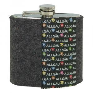 Flachmann grau, Allgäu