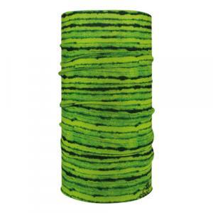 Multifunktionstuch Streifen, Grün