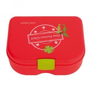 Lunchbox Glück, Rot