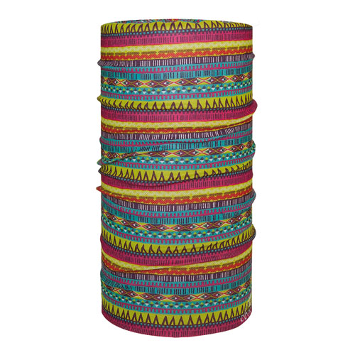 Multifunktionstuch Indian Style, Bunt