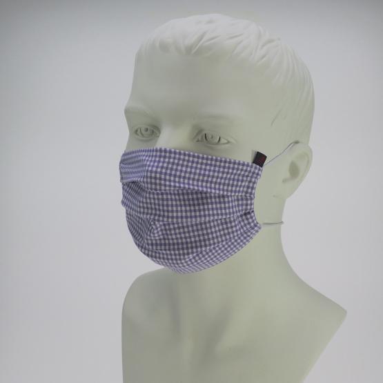 ebos Stoffmaske aus 100% Baumwolle
