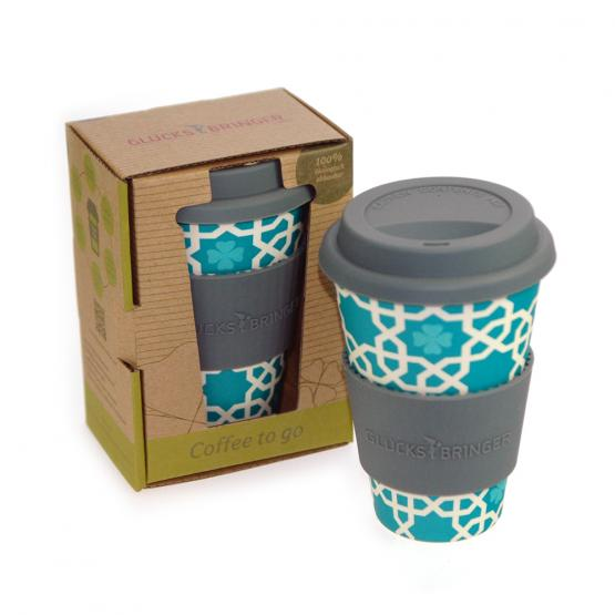coffee to go becher bambus orient 400 ml ebos. Black Bedroom Furniture Sets. Home Design Ideas