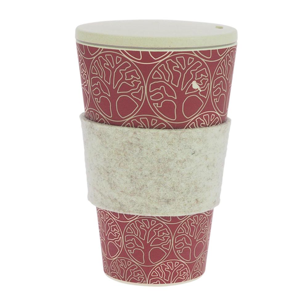 coffee to go becher aus bambus g nstig online kaufen ebos. Black Bedroom Furniture Sets. Home Design Ideas